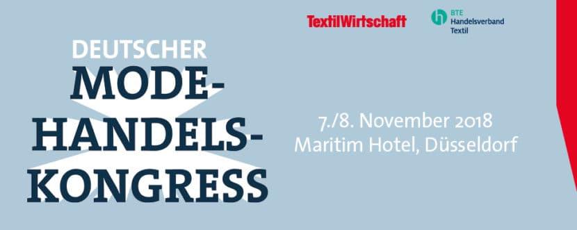 Deutscher Modehandelskongress 2018